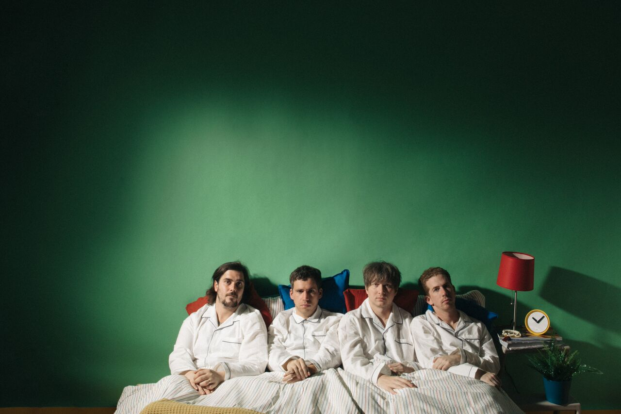 Parquet Courts by Ebru Yildiz WEB preview