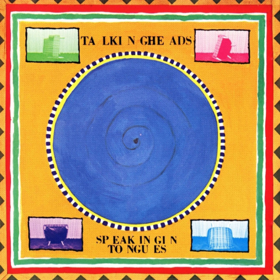 Talking Heads-Speaking In Tongues  1983 -Frontal