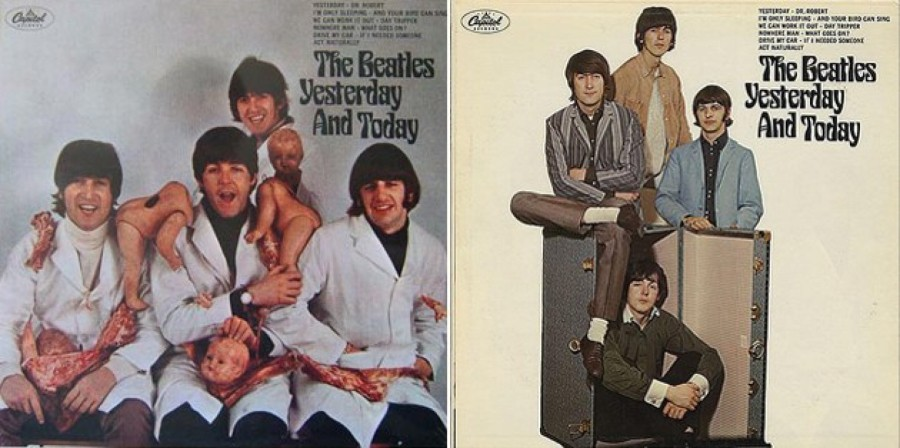 2-Beatles-Yesterday-and-Today