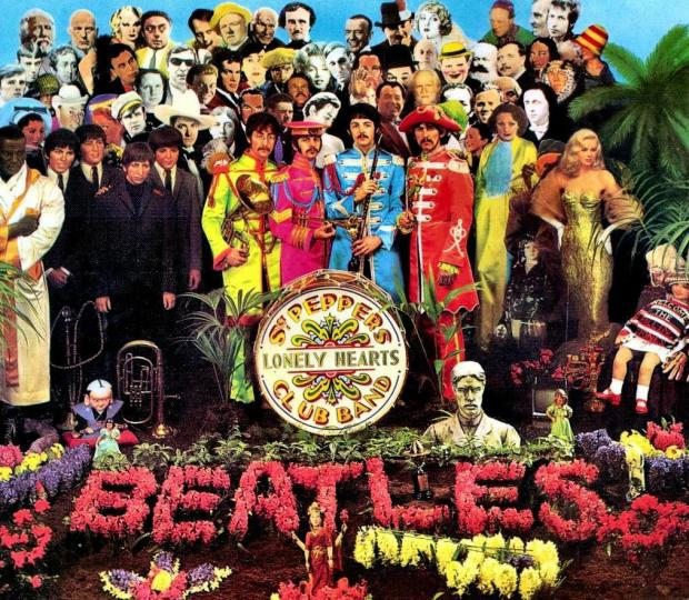 sgt peppers the beatles