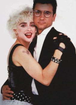 Madonna i Griffin Dune
