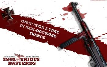 Inglourious Basterds - plakat