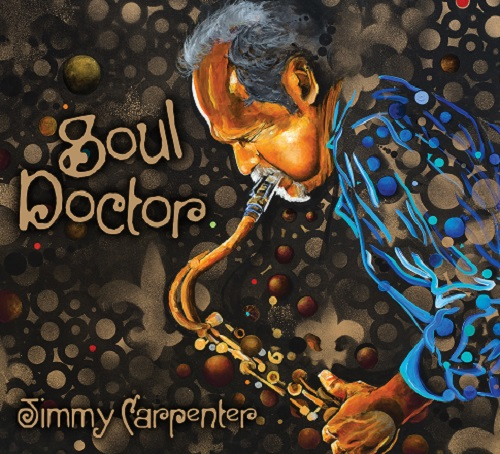 JIMMY CARPENTER SOUL DOCTOR CD COVER HI RES