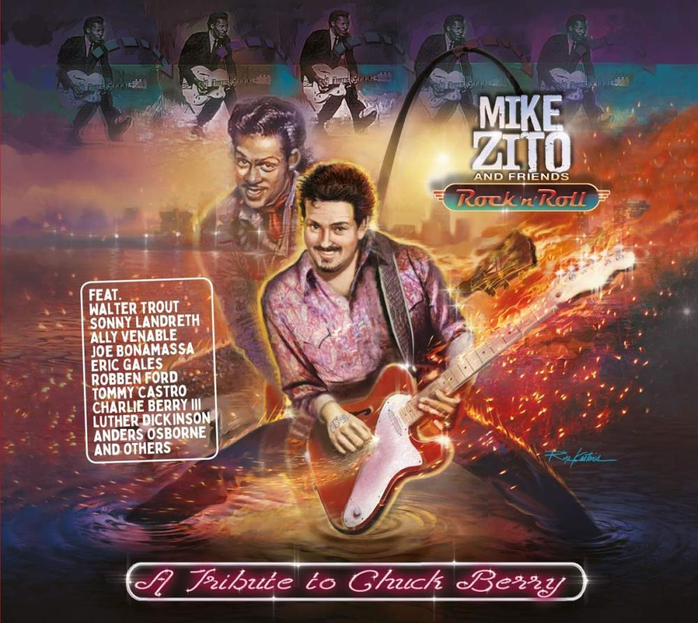 Mike Zito A Tribute To Chuck Berry