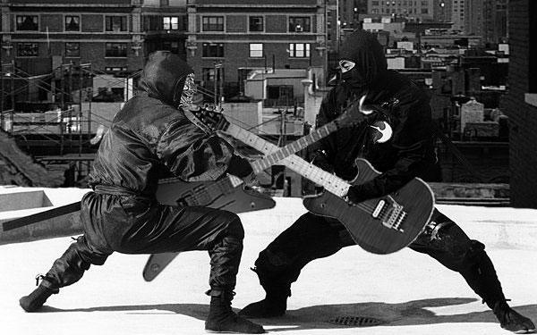 Guitar Fight