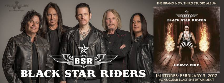 Black Star Riders novi album