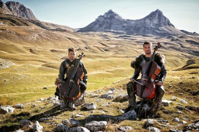 2Cellos Durmitor