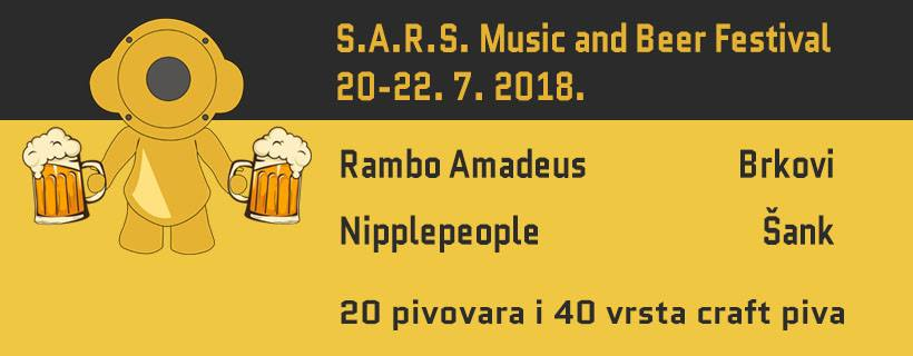 S.A.R.S. Music and beer festival