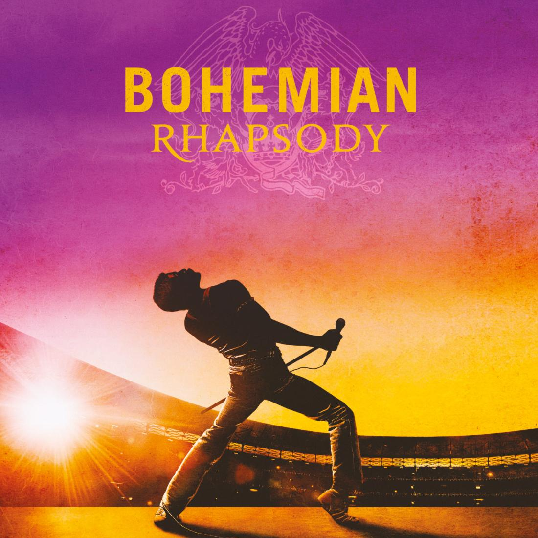 Queen Bohemian Rhapsody The Original Soundtrack Cover Art