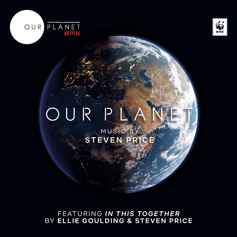 Our Planet soundtrack cover UniversalMusic