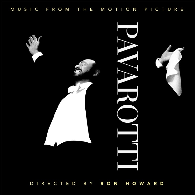 Pavarotti documentary soundtrack cover Universal Music