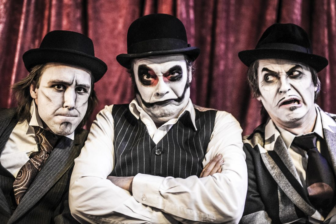 The Tiger Lillies u Rijeci