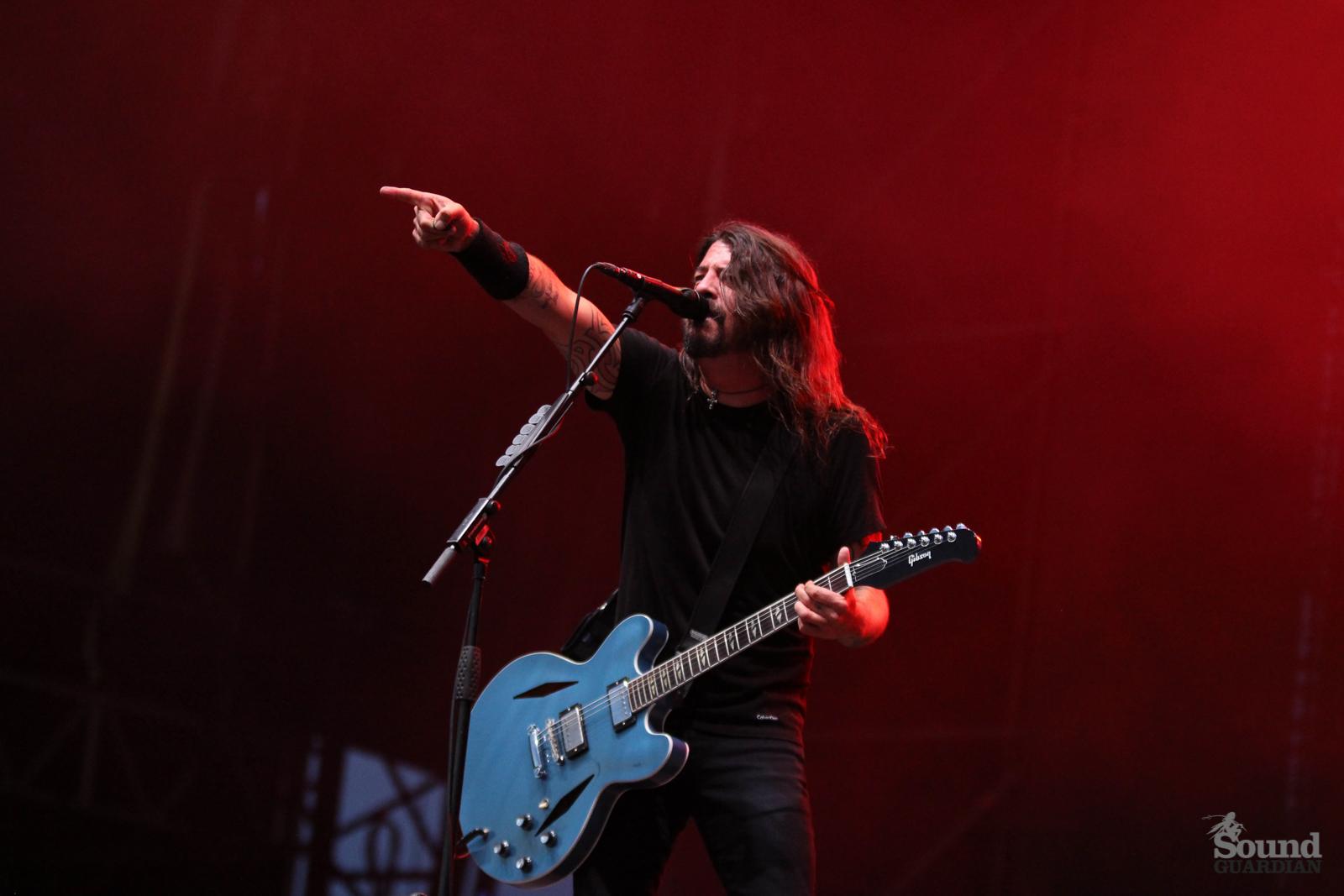 Foo Fightersi razvali prvi dan Firenze Rocks festivala