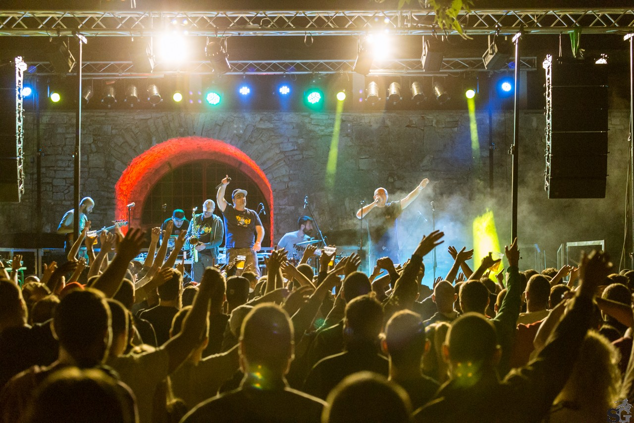 Veliki koncert u Puli